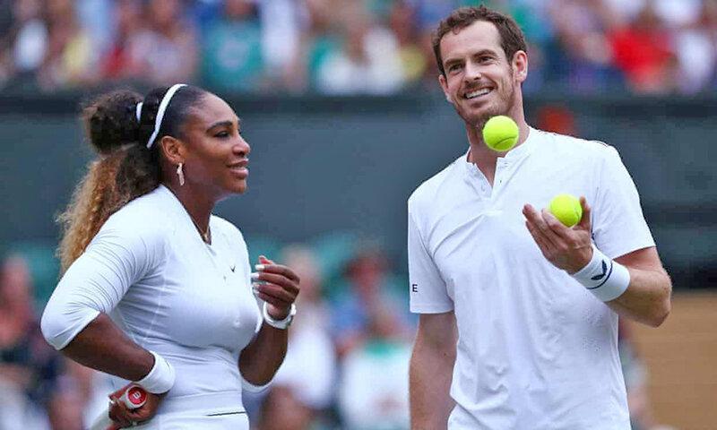 تبادل نظر با تنیسور سرشناس بریتانیایی ، فاصله قهرمانی تا خانه نشینی فقط یک هفته بود