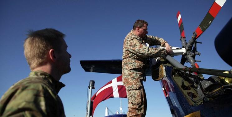 حزب دانمارکی خواهان مشارکت کپنهاگ در ائتلاف نظامی آمریکا در خلیج فارس شد