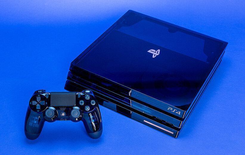 فروش پیش از 100 میلیون دستگاه PS4