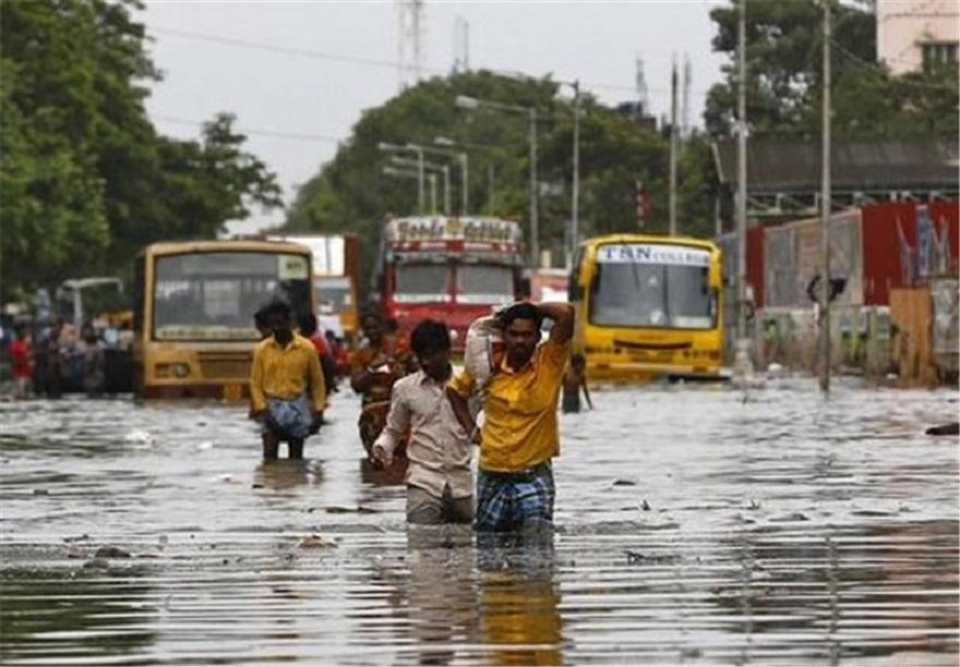 افزایش قربانیان سید در هند به 175 کشته