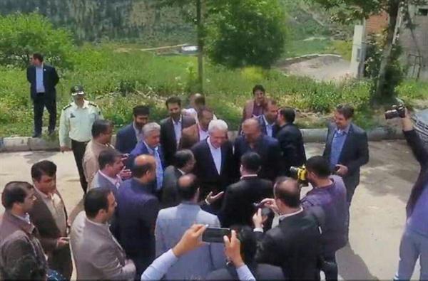 رئیس سازمان میراث فرهنگی وارد مازندران شد