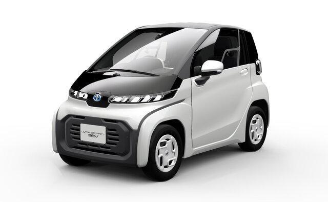 خودرو برقی تویوتا در راه بازار