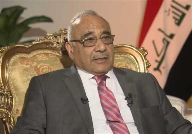 مخالفت عبدالمهدی با استعفاء، وعده نخست وزیر برای ترمیم کابینه