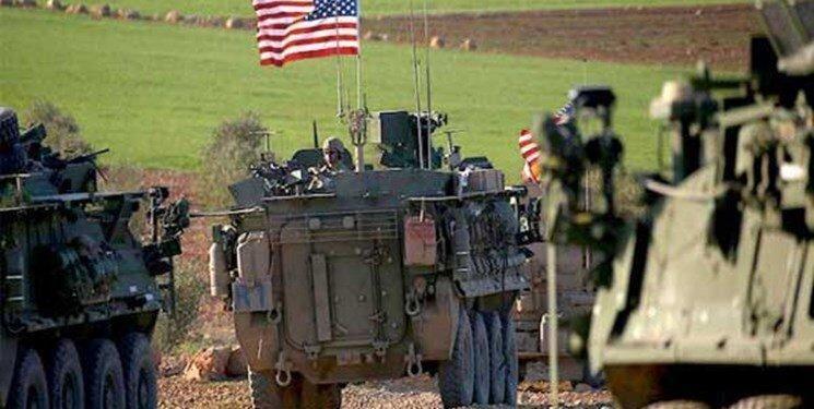 کامیون های حامل تجهیزات آمریکایی از سوریه به عراق رفتند