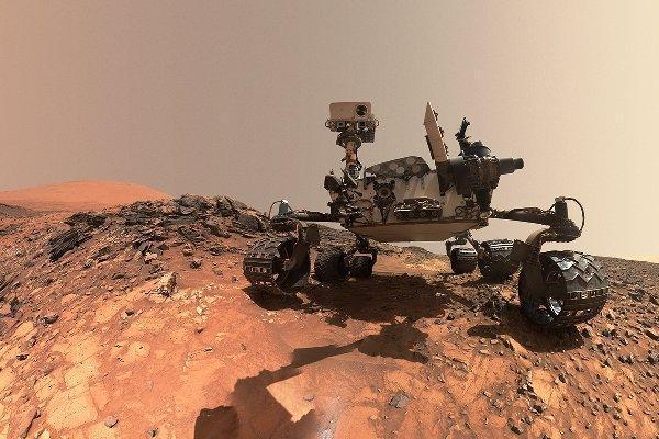 ماموریت جدید ناسا برای ارسال نیم کیلو سنگ مریخ به زمین