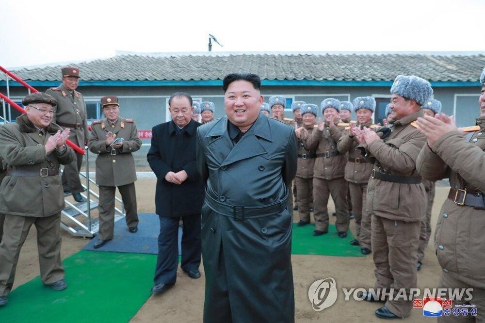 پیونگ یانگ توپ را در زمین واشنگتن انداخت