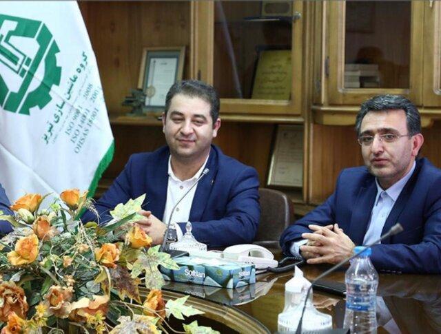 مدیرعامل گروه ماشین سازی تبریز منصوب شد