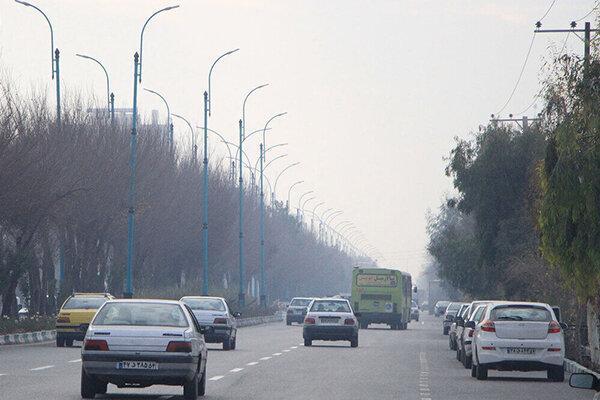 طرح ویژه برخورد با وسایل نقلیه آلاینده در البرز اجرایی شد