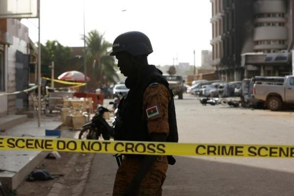 حمله مسلحانه در بورکینافاسو با 20 کشته