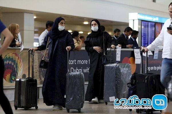 پروازهای امارات به ایران متوقف شدند