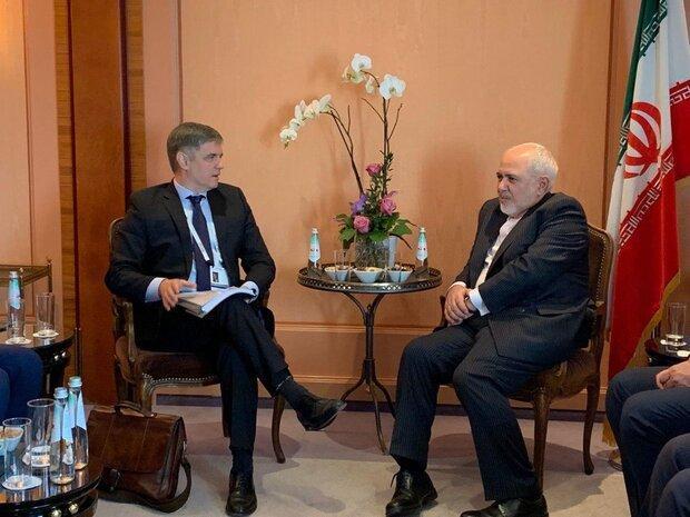 سقوط هواپیما محور گفتگوی وزرای خارجه ایران و اوکراین
